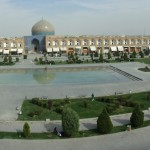 Esfahan-Urlaub