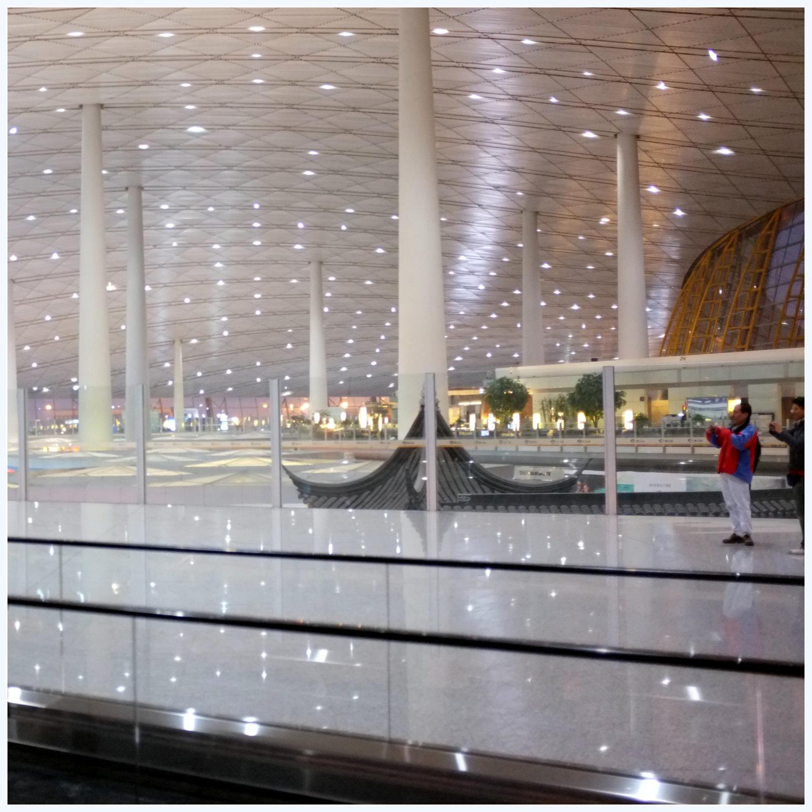 Flughafen Beijing