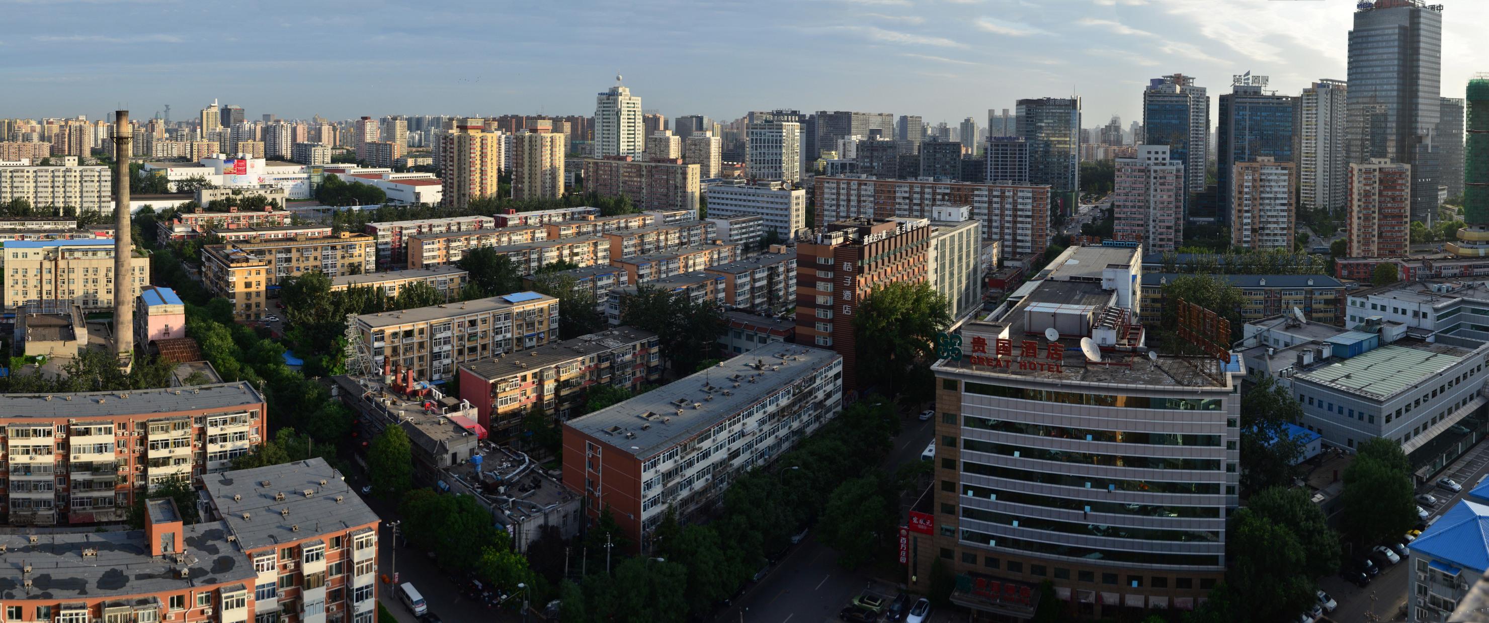 Pano Beijing east