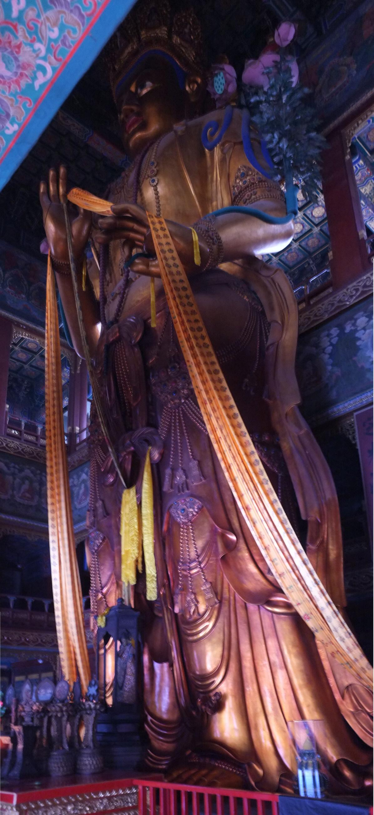 Lamatemple Buddha