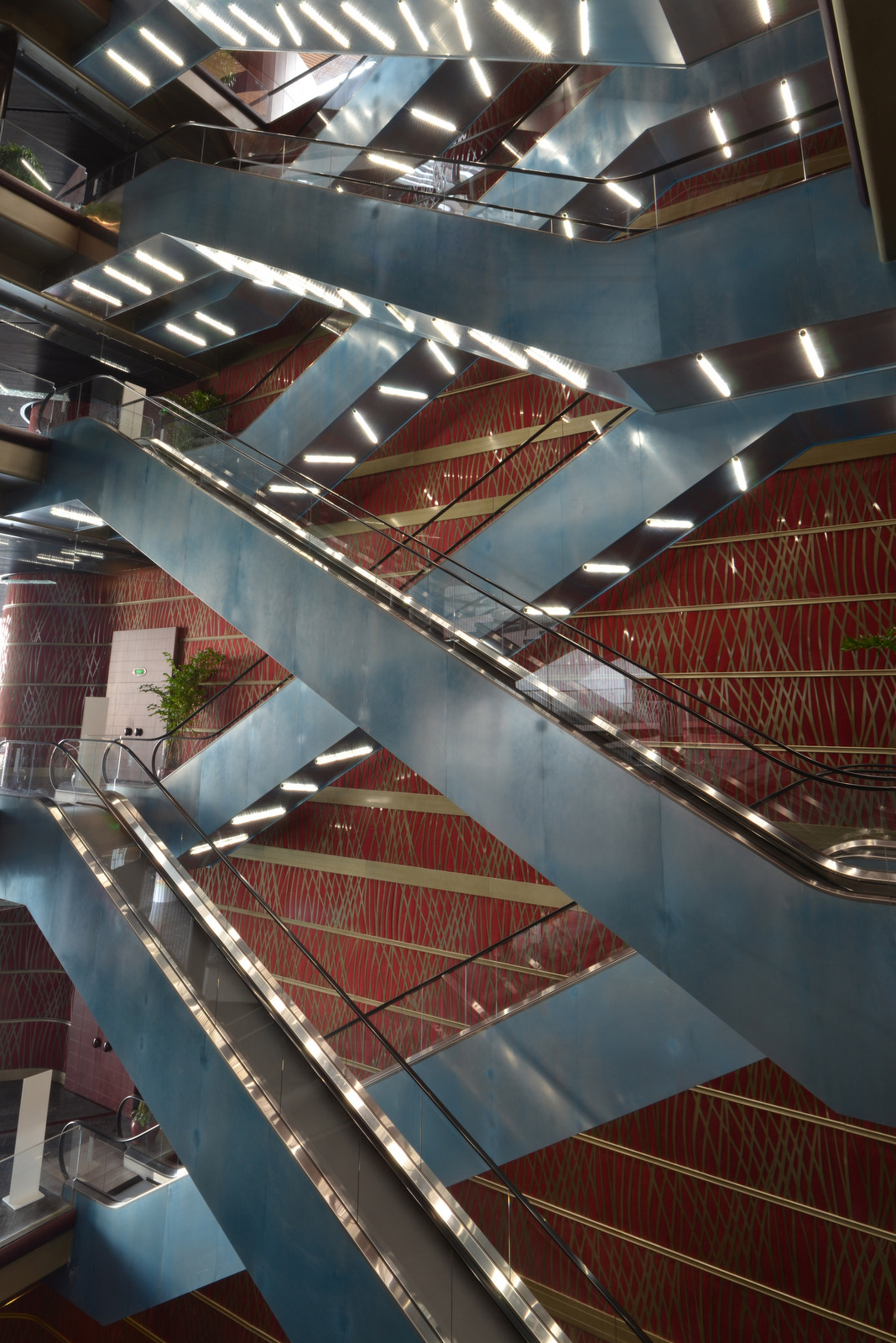 Pano ncpa stair