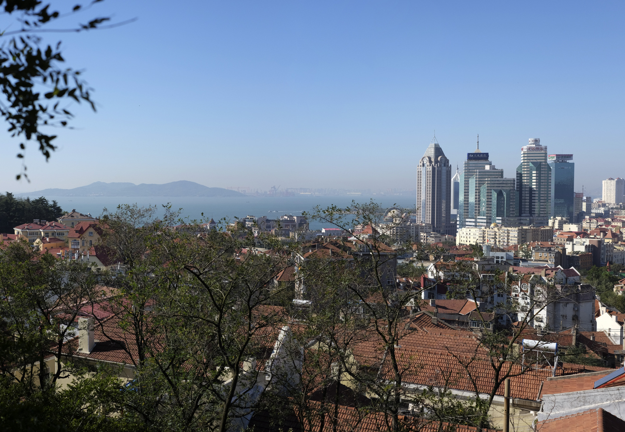 Pano_QingDao_Observatory_view
