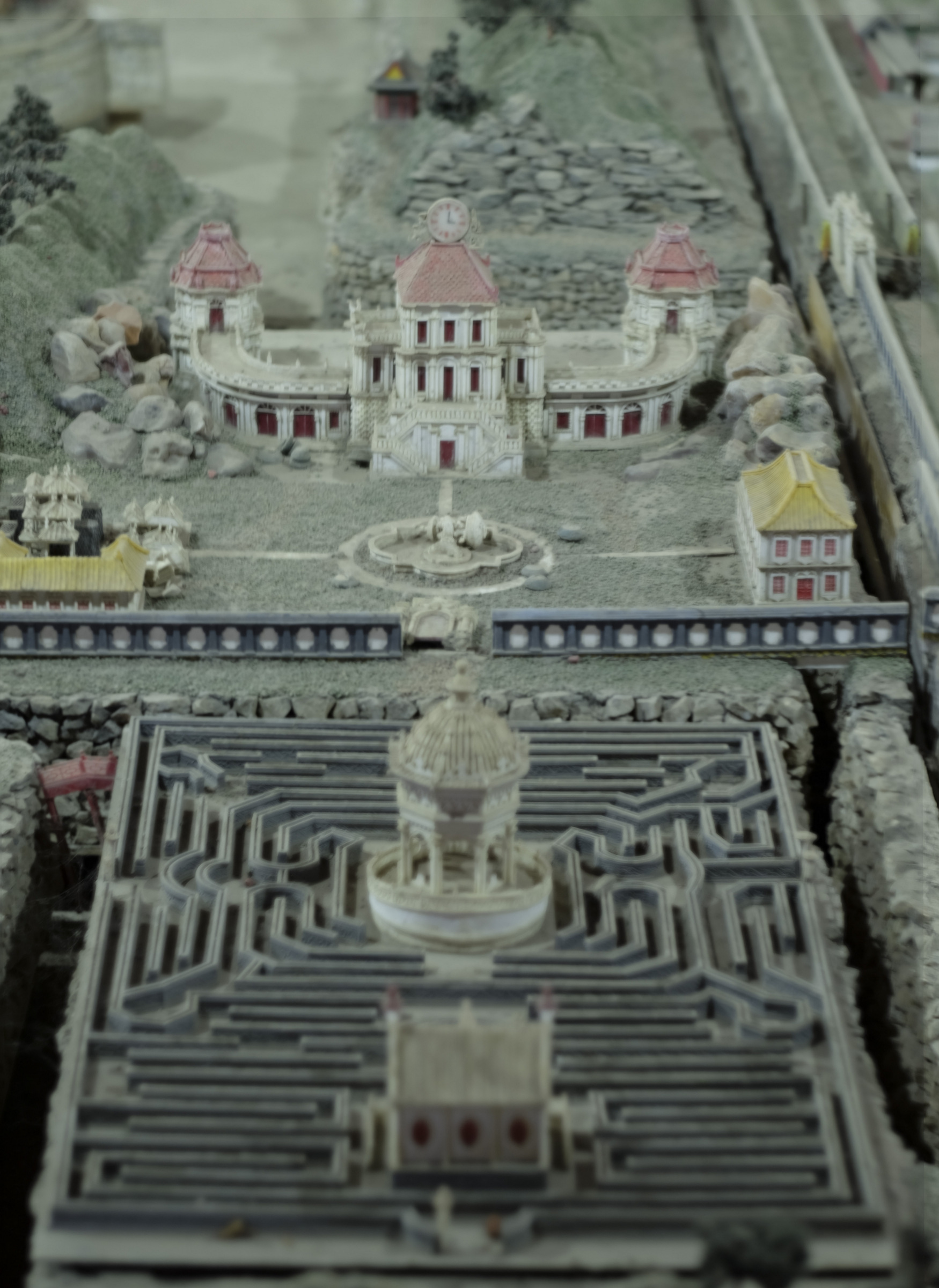 modell labyrinth
