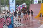 Skatecontest in Sanlitun